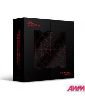 Monsta X (몬스타엑스) 2018 Monsta X World Tour The Connect In Seoul (3DVD) (édition coréenne)