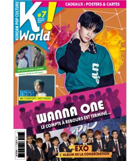 K-World - Magazine français - numéro 7 (Janvier / Février 2019)