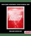 iKON (아이콘) iKON 2018 CONTINUE TOUR IN SEOUL (3DVD) (édition coréenne)