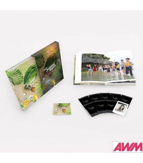 TWICE (트와이스) MONOGRAPH - Summer Nights (PHOTOBOOK) (édition coréenne)