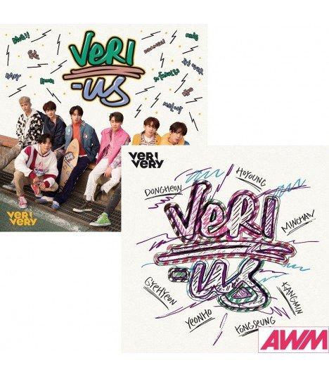 VERIVERY (베리베리) Mini Album Vol. 1 - VERI-US (édition coréenne)
