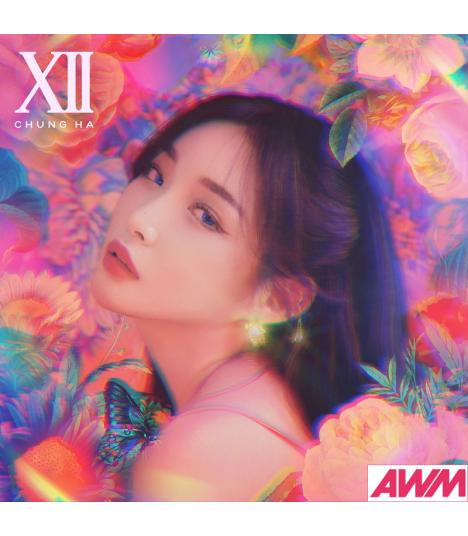 Chung Ha (청하) Single Album Vol. 2 - XII (édition coréenne)