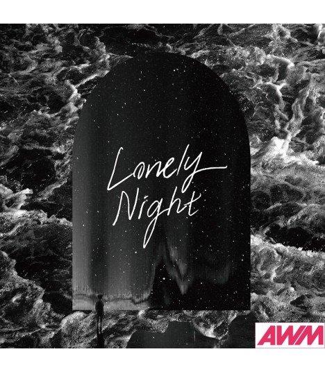 KNK (크나큰) Single Album Vol. 3 - Lonely Night (édition coréenne)