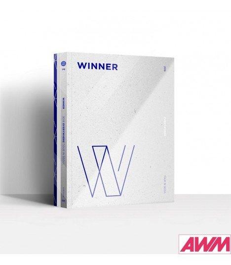 WINNER (위너) WINNER 2018 EVERYWHERE TOUR IN SEOUL (2DVD) (édition coréenne)