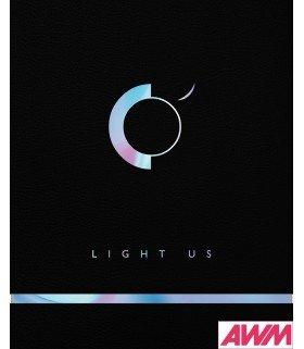ONEUS (원어스) Mini Album Vol. 1 - Light Us (édition coréenne)