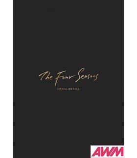 Hwang Chi Yeul (황치열) Vol. 2 - The Four Seasons (édition coréenne)
