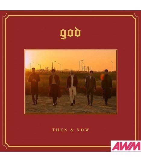 god (지오디) 20th Anniversary Special Album - Then & Now (édition coréenne)