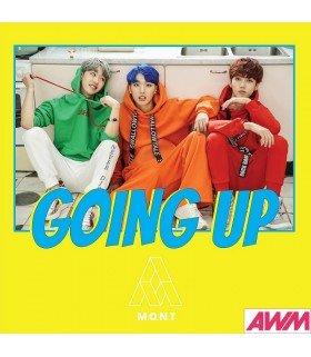 M.O.N.T (몬트) Mini Album Vol. 1 - Going Up (édition coréenne)