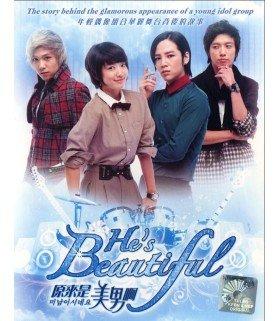 He's Beautiful (You're Beautiful) - DVD DRAMA COREEN