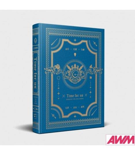 GFRIEND (여자친구) Vol. 2 - Time for us (édition limitée coréenne)