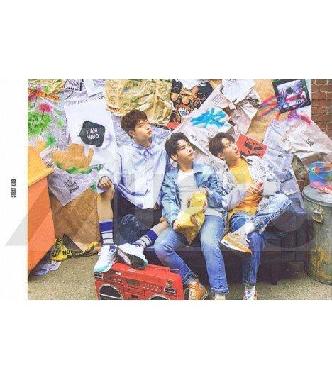 STRAY KIDS - Carte postale CHANGBIN X LEE KNOW X SEUNGMIN (I AM WHO / TYPE B)