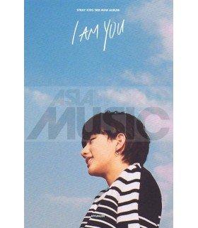 STRAY KIDS - Carte postale HYUNJIN (I AM YOU / TYPE A)