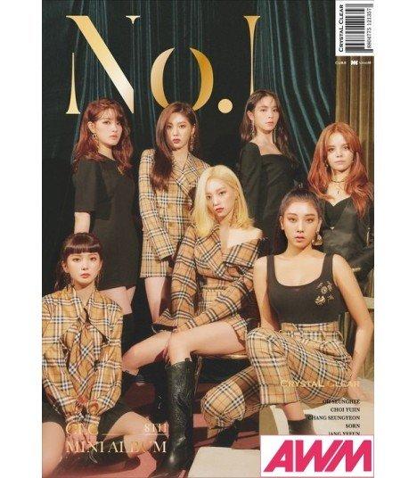 CLC (씨엘씨) Mini Album Vol. 8 - No.1 (édition coréenne)