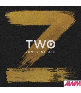 Junho (준호) Best Album Vol. 2 - TWO (CD + DVD) (édition coréenne)