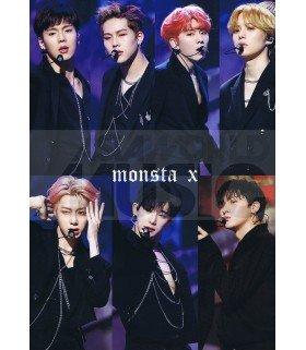 Poster L MONSTA X 046