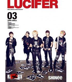 SHINee - LUCIFER (Type B)(SINGLE+DVD+PHOTOBOOK)(édition limitée japonaise)