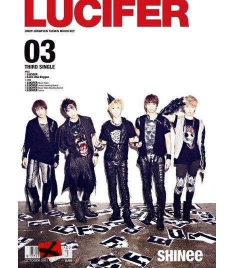 SHINee - LUCIFER (SINGLE+DVD+PHOTOBOOK) (édition normale japonaise)