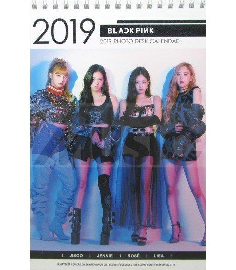 BLACKPINK - Calendrier de bureau 2019 / 2020 (Type B)
