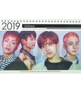 SHINee - Calendrier de bureau 2019 / 2020 (Type B)