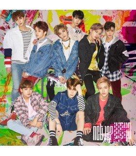 NCT 127 - CHAIN (MINI ALBUM + DVD) (édition normale japonaise)