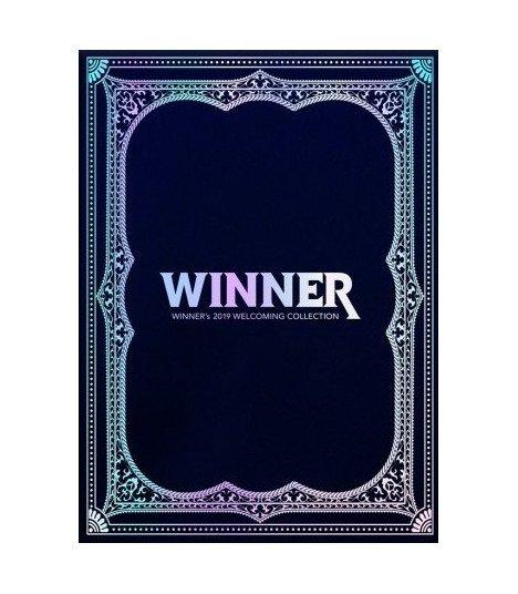 WINNER'S 2019 Welcoming Collection (édition limitée coréenne)