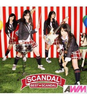 SCANDAL - BEST SCANDAL (édition coréenne)