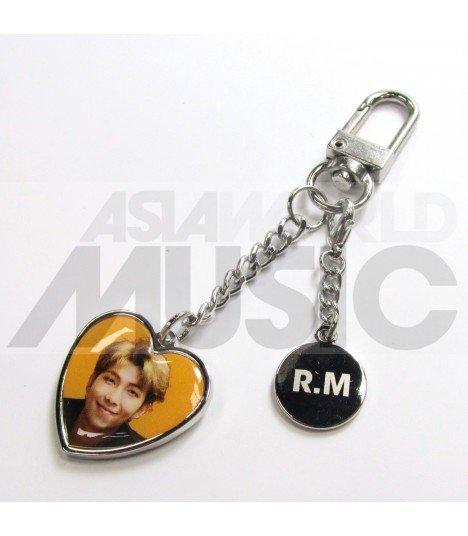 BTS - Porte-clés Coeur- RM (BTS)