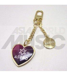 ASTRO - Porte-clés Coeur