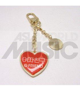 GFRIEND- Porte-clés Coeur