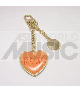 IZ*ONE- Porte-clés Coeur