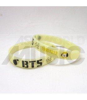 BTS - Bracelet Gravé - BT21 CHIMMY