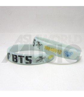BTS - Bracelet Gravé - BT21 KOYA