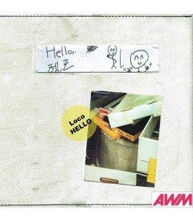 LOCO (로꼬) - Hello (EP) (édition coréenne)
