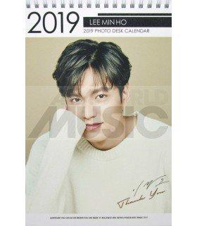 LEE MINHO- Calendrier de bureau 2019 / 2020 (Type A)