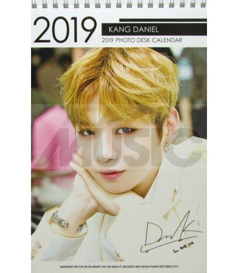 DANIEL (Wanna One) - Calendrier de bureau 2019 / 2020 (Type A)