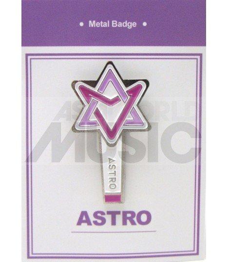ASTRO LIGHT STICK - Pin's métal (Import Corée)