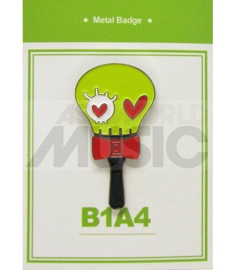 B1A4 LIGHT STICK - Pin's métal (Import Corée)