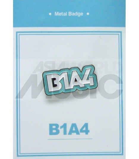 B1A4 - Pin's métal (Import Corée)