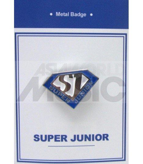 SUPER JUNIOR - Pin's métal (Import Corée)