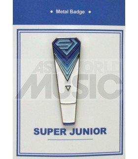 SUPER JUNIOR LIGHT STICK - Pin's métal (Import Corée)