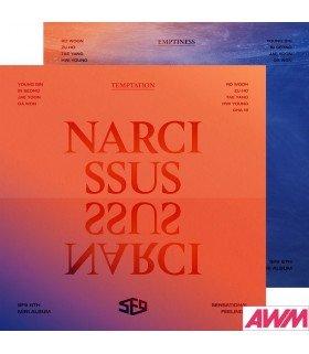 SF9 (에스에프나인) Mini Album Vol. 6 - NARCISSUS (édition coréenne)
