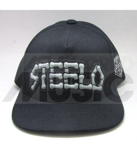 Casquette STEELO Snapback (BLACK)