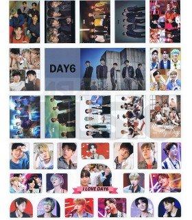 DAY6 - Set de stickers 001