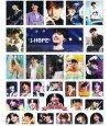 BTS - Set de stickers J-HOPE 005