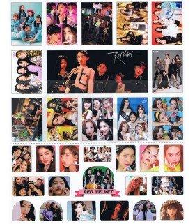 Red Velvet - Set de stickers 009