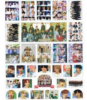 SEVENTEEN - Set de stickers 009