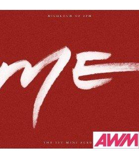 Nichkhun (닉쿤) Mini Album Vol. 1 - ME (édition coréenne)