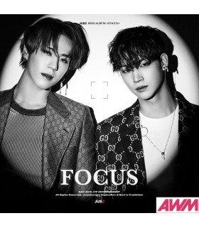 JUS2 (저스투) Mini Album Vol. 1 - FOCUS (édition coréenne)