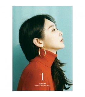 JANG MIN KYUNG 1st Album  - Just Me (édition coréenne)