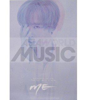 Affiche officielle NICHKHUN (2PM) - ME